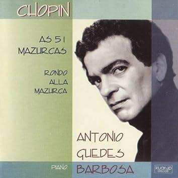 Chopin As 51 Mazurcas (Piano)