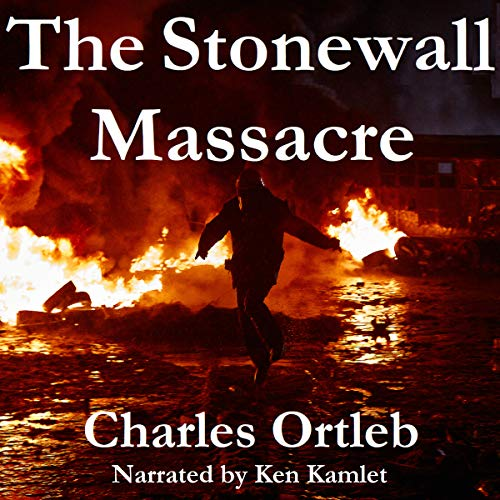 The Stonewall Massacre cover art