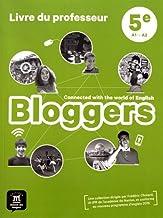 Bloggers 5e A1>A2 : Livre du professeur