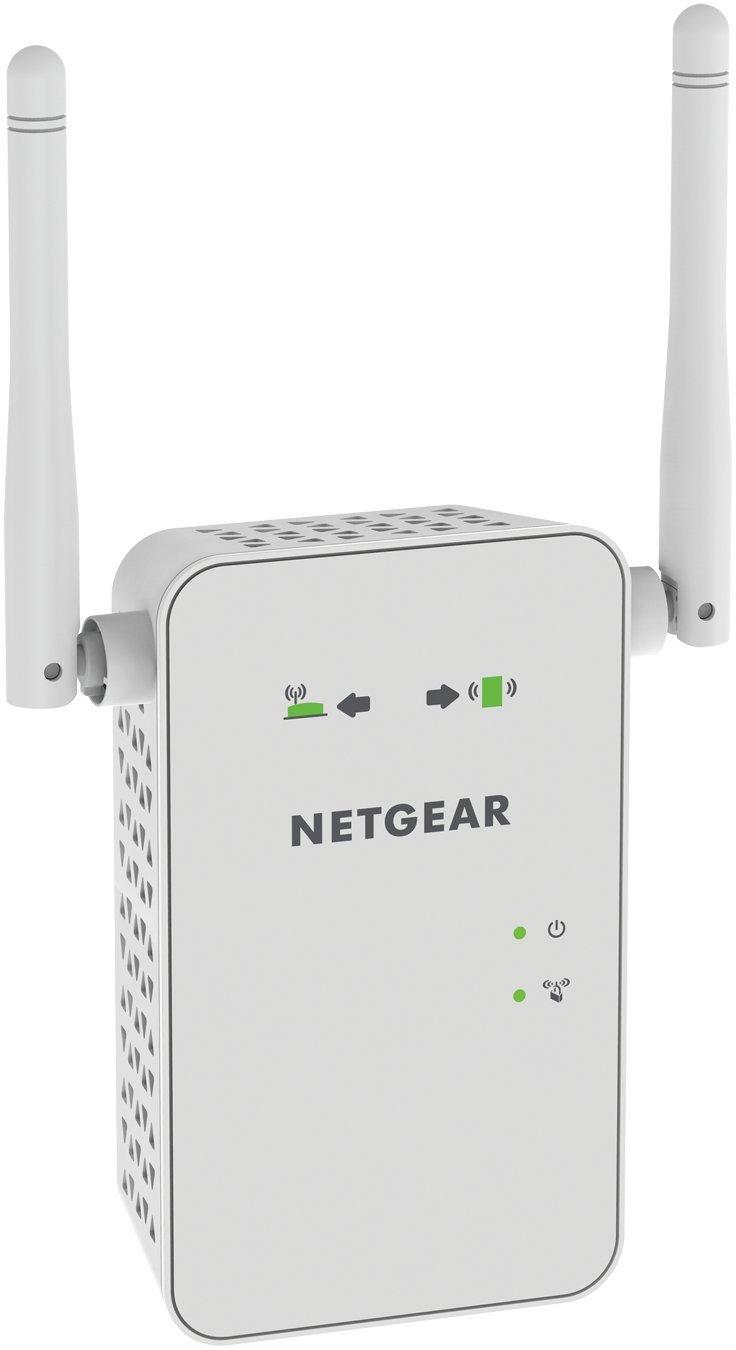 NETGEAR EX6100 100NAS Extender Gigabit Ethernet