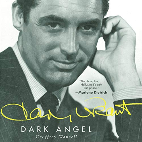 Cary Grant audiobook cover art