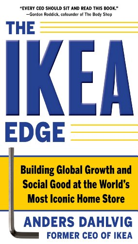 The IKEA Edge: Building Global Growth and Social Good at the World's Most Iconic Home Store (English Edition)