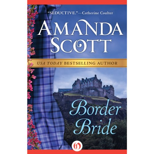 Border Bride audiobook cover art