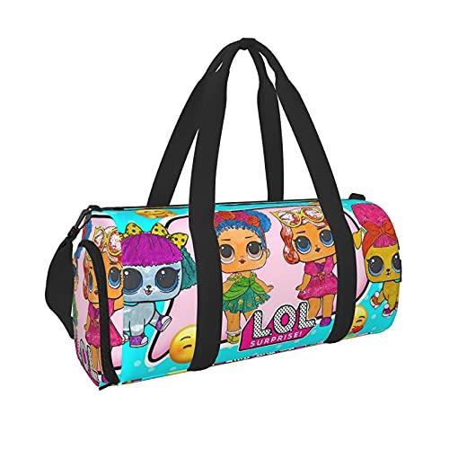 LOL-Surprise mochila deportiva ligera bolsa de equipaje para deportes, gimnasio, natación, llevar
