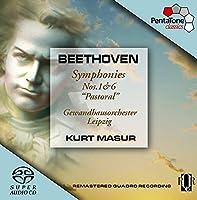 Symphonies 1 & 6 (Hybr)