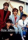 80er Jahre Party Dekorationen - 10 x 80er Jahre Popstars und Bands Poster - 3