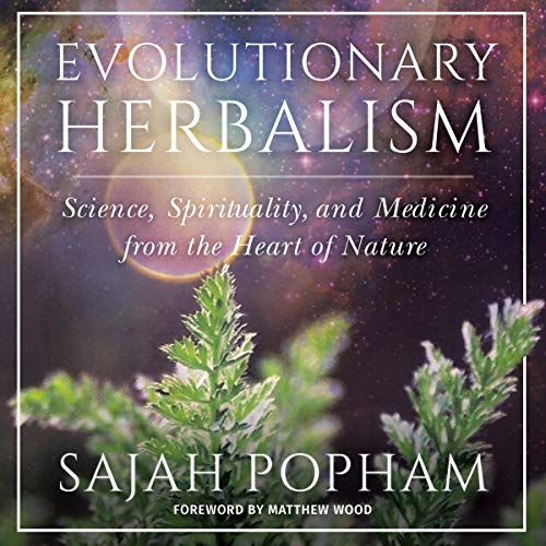 Evolutionary Herbalism cover art