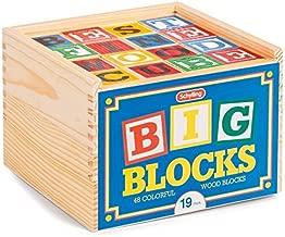individual alphabet blocks