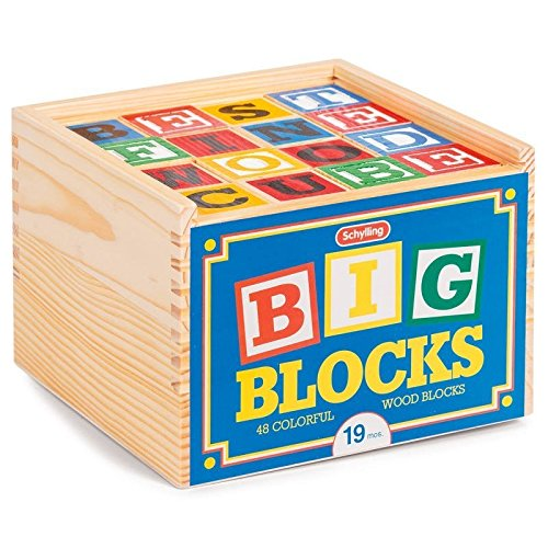 Schylling ABC Big Blocks - 48...