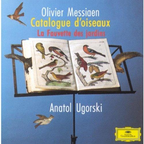 Messiaen - Catalogue doiseaux / La Fauvette des jardins