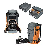 Lowepro LP37230-PWW Powder BP 500 AW Outdoor Rucksack (für Wintersport-,Trekking-Equipment für...