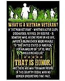 AZSTEEL That is Honor Vietnam Veteran Vertical Poster -