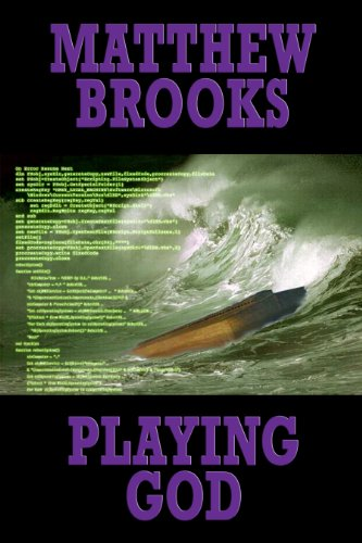 Book: Playing God by Matthew Brooks