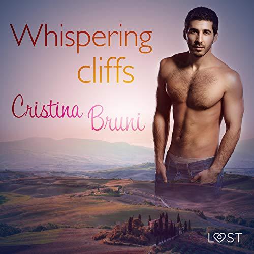 Whispering Cliffs - 18 buche fino all'amore copertina