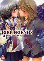 Girl Friends T05 de Milk Morinaga