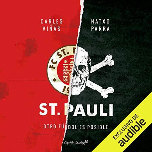 Diseño de la portada del título St. Pauli: Otro Futbol Es Posible
