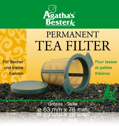 Agatha«s Bester Permanentfilter 63mm