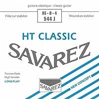 SAVAREZ サバレス クラシックギター弦 ハイテンション4弦 544J (4th)