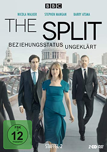 The Split - Beziehungsstatus ungeklärt. Staffel 2 [2 DVDs]