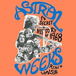 Astral Weeks audiobook cover art