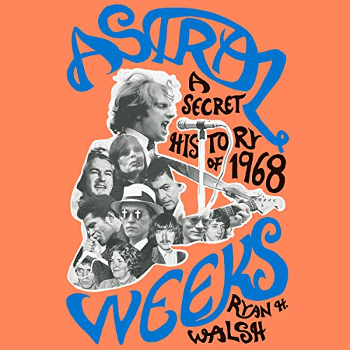 Astral Weeks audiobook cover art
