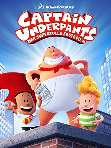 Captain Underpants - Der supertolle erste Film [dt./OV]