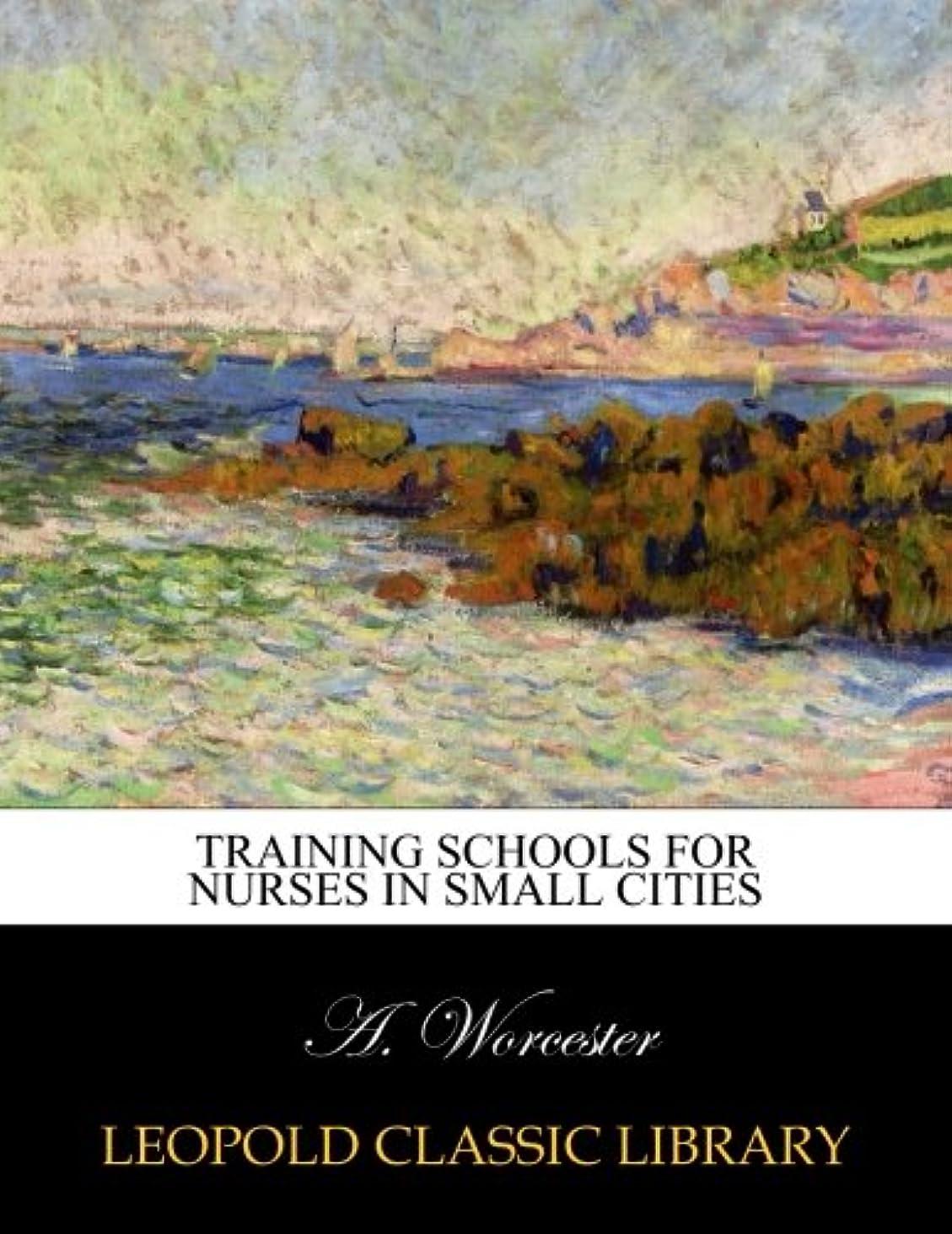 チャット巡礼者幾何学Training schools for nurses in small cities