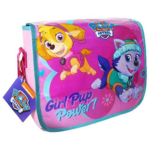 PAW PATROL 1706HV-6191 Skye Kinder Schultertasche Messenger Bag