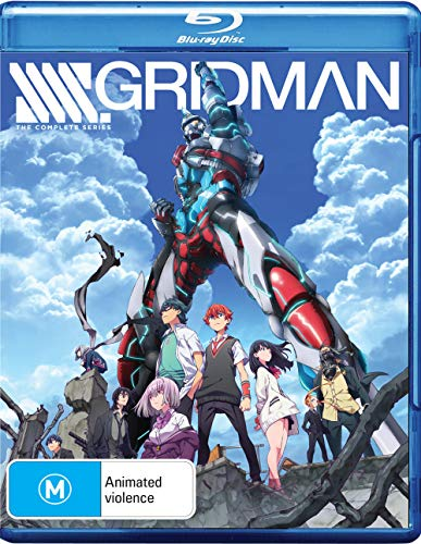 SSSS.GRIDMAN: The Complete Series [Blu-ray]