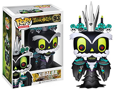 Figura Pop Book Of Life : King Xibalba