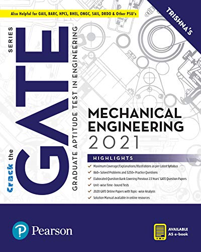 GATE Mechanical Engineering By Trishna