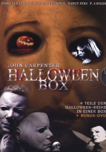 Halloween Box [5 DVDs]