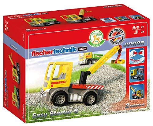 fischertechnik 548902 - JUNIOR Easy Starter S, Konstruktionsspielzeug