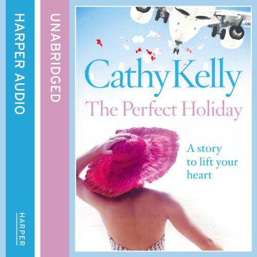 The Perfect Holiday audiobook cover art