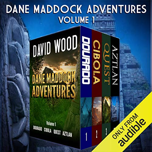 Couverture de The Dane Maddock Adventures