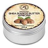 Manteca de Karité 200g - Africana -Ghana - Sin Refinar - Prensado en Frío - 100% Puro y Natural -...