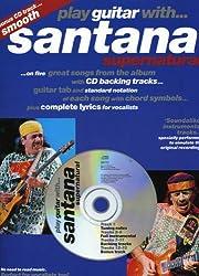Partition : Santana Play Guitar With Supernatural + Cd
