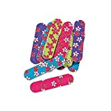 GIRLIE MINI EMERY BOARDS - Apparel Accessories - 12 Pieces