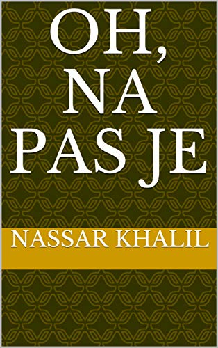 Oh, na pas je (French Edition)