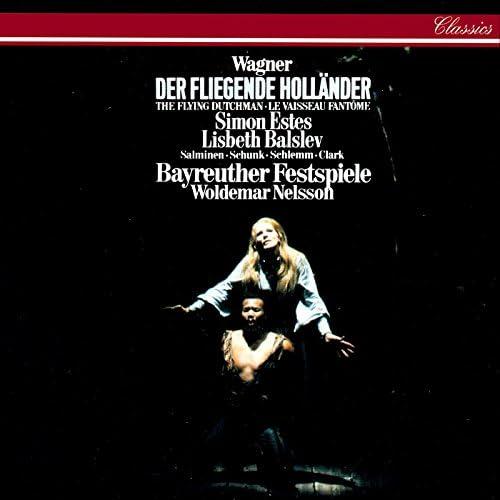 ウォルデマール・ネルソン, サイモン・エステス, Lisbeth Balslev, マッティ・サルミネン, ロベルト・シュンク, グレアム・クラーク, アニー・シュレム, バイロイト祝祭合唱団, Bayreuth Festival Orchestra & リヒャルト・ワーグナー
