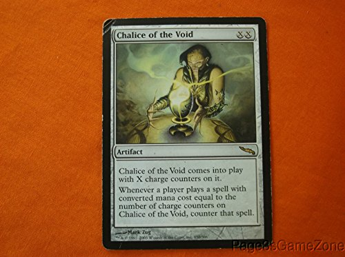 Magic The Gathering - Chalice of The Void - Mirrodin