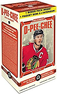 2015 2016 O Pee Chee NHL Hockey Unopened Blaster Box Made By Upper Deck That Contains 14 Packs with 6 Cards Per Pack