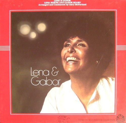Lena & Gabor [Vinyl LP] [Schallplatte]