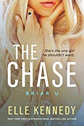 The Chase by Elle Kennedy book cover