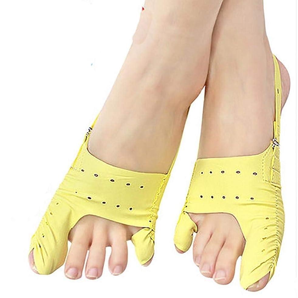 親指の外反足の骨の足のアライナーと大きな足と光と通気性の昼と夜 窓の外の小雨 (Size : L)