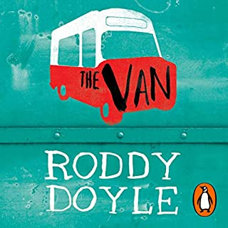 The Van                   By:                                                                                                                                 Roddy Doyle                               Narrated by:                                                                                                                                 Brendan Gleeson                      Length: 2 hrs and 52 mins     25 ratings     Overall 4.6
