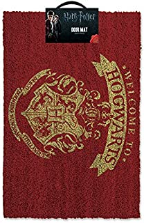 Harry Potter - Doormat Welcome To Hogwarts