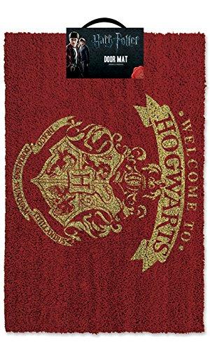 Harry Potter - Doormat Welcome To Hogwarts