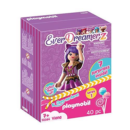 PLAYMOBIL EverDreamerz Candy World - Viona, A partir de 7 A�