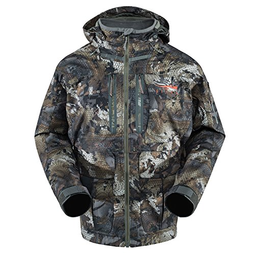 Why Should You Buy SITKA Men's Hudson Waterproof Insulated Hunting Jacket, Optifade Timber, X-Large ...